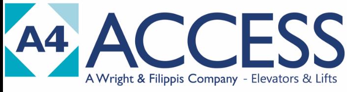 A4 Access logo
